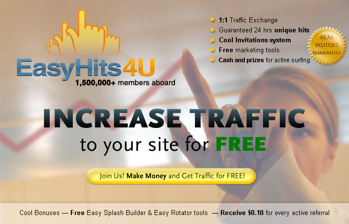 Easyhits4u strategy guide | Easyhits4u Traffic Secret Guide