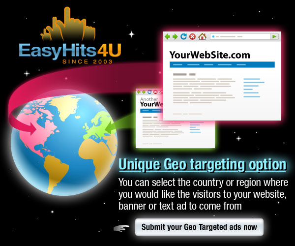 New Geo Targeting Option