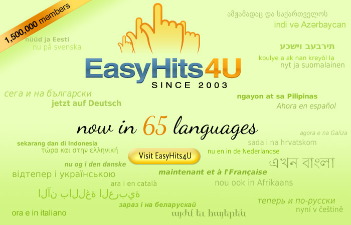now in 65 languages
