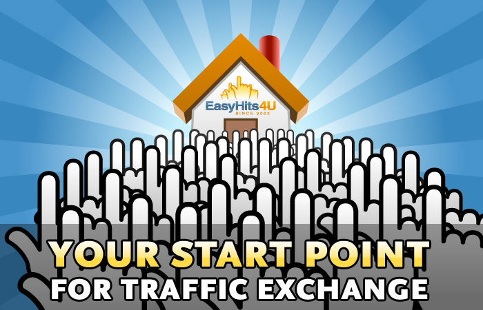 Your Start Point for Traffic Exchange