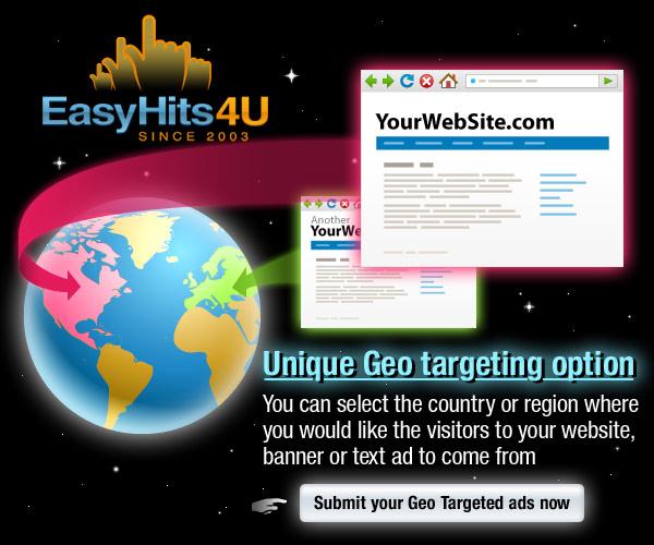 New Geo Targeting Option